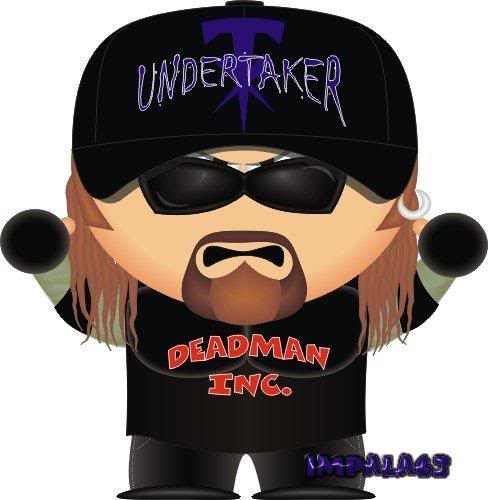Undertaker Cartoon Gallery! WWESouthParkTheUndertaker1
