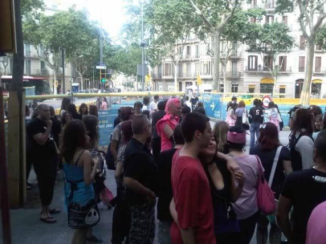 Quedada informal+Inauguración Madame Chocolat en Barcelona 29196_