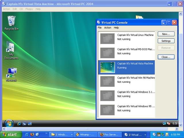 Re-created Desktop Thread LolVirtualVista