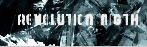 4° Cartelera Revolution Night Revolutionnigth