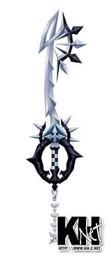 Spirit of Hyozanryu Acrossing_two_Keyblade_by_Master_So