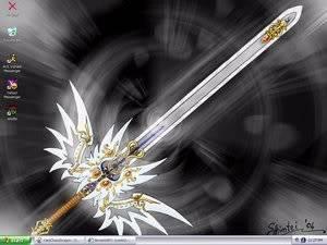 Spirit of Hyozanryu Light_Sword