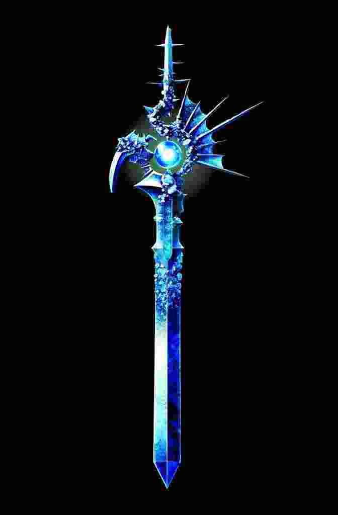 Weapon List SoulCaliburArt
