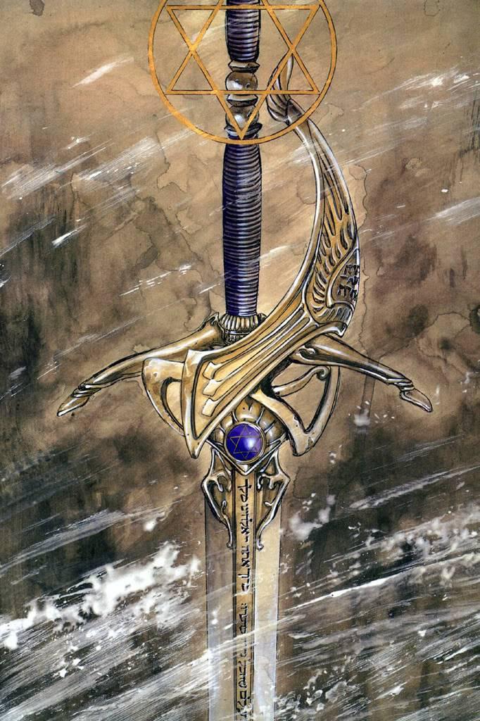 Jace's New Tools Swordofheaven