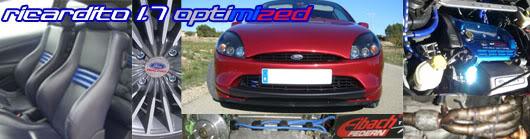 ¿Veis posible un nuevo Ford Puma? Ricarditocopia