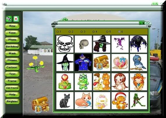 مجموعة برامج روعة للعب بالصور MagicPhotoEditor