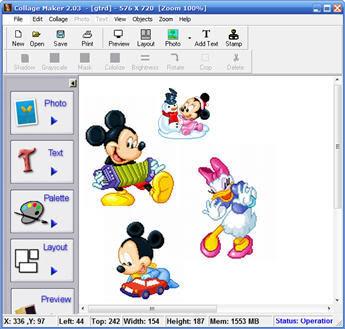 برنامج collage maker 3.6 يمنحك دمج الصور في صورة واحدة باستخدام أدواته السحرية Collagemaker