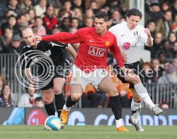 Fulham Vs Manchester United...FOTOS Y VIDEOS 80075037