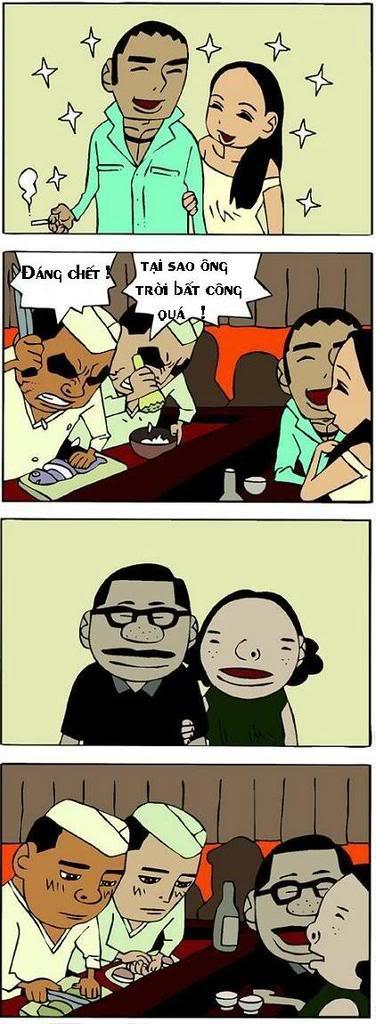 Tranh truyện hài hàn quốc Comiccouples2