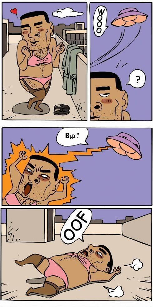 Tranh truyện hài hàn quốc Comicgenitals2