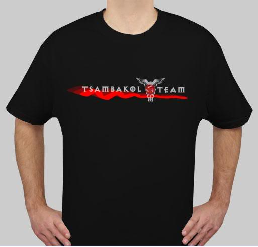 TBT t-shirt available!!! Front