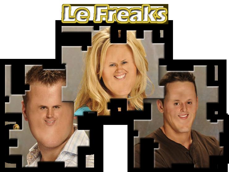 Big Brother Fan Art LeFreaks