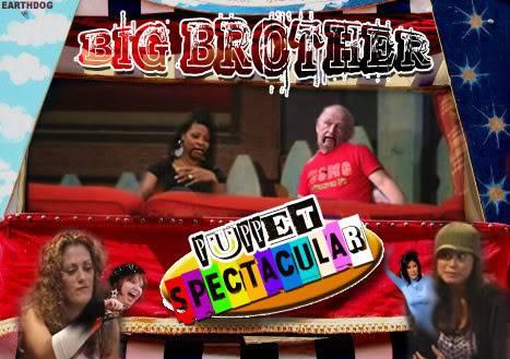Big Brother Fan Art PUPPET
