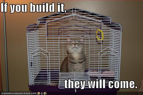 Funny Cats Funny-pictures-cat-birdcage