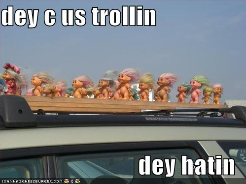 Funny Cats Funny-pictures-troll-car-hating