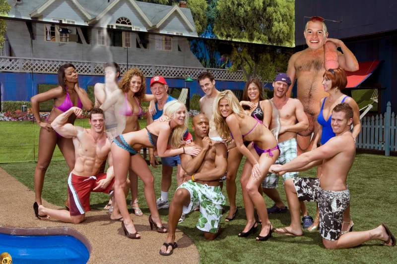 Big Brother Fan Art Poolparty