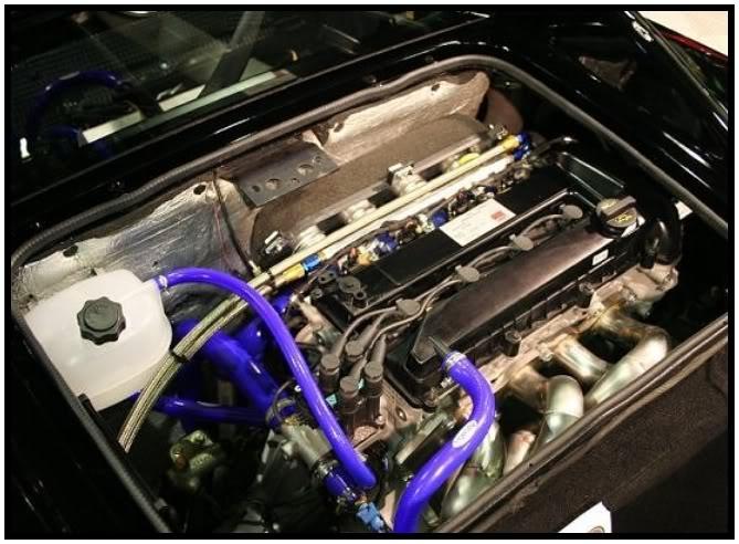 Conversione Ford Durate 2.0/2.3 3-35