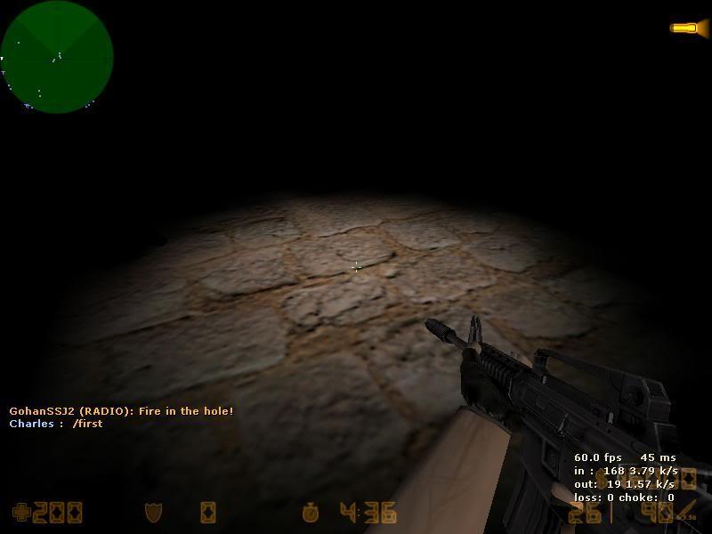 ZOMBIE PLAGUE MOD CS 1.6 De_dust20029