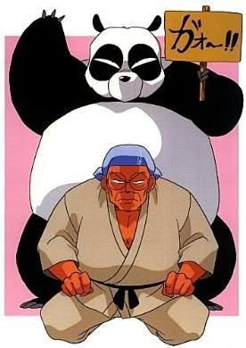 Ranma One-Half GenmaSaotome