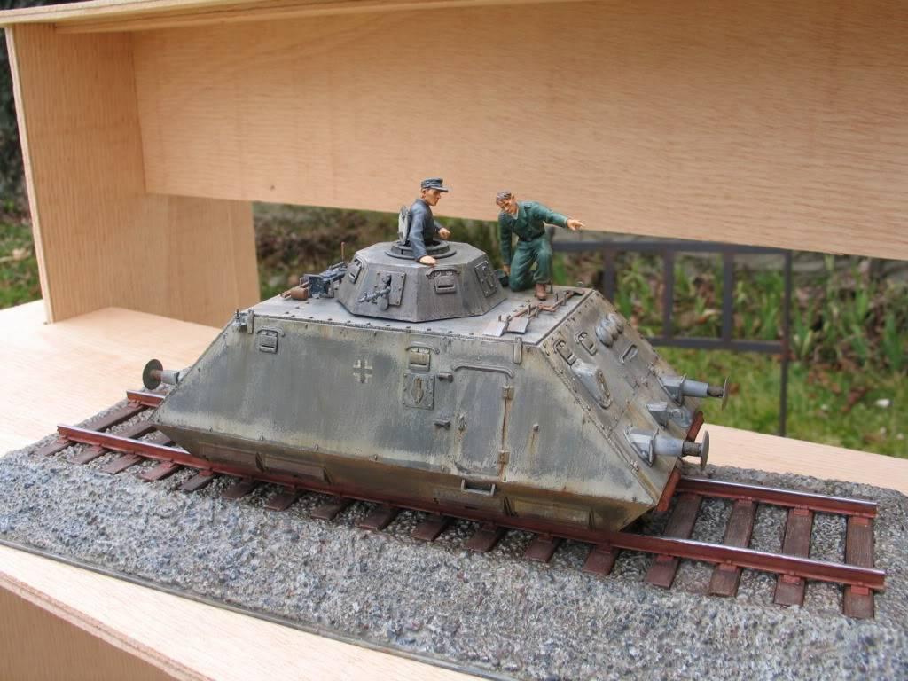 Panzerspähwagen - Dragon - 1/35  - Page 2 IMG_5009