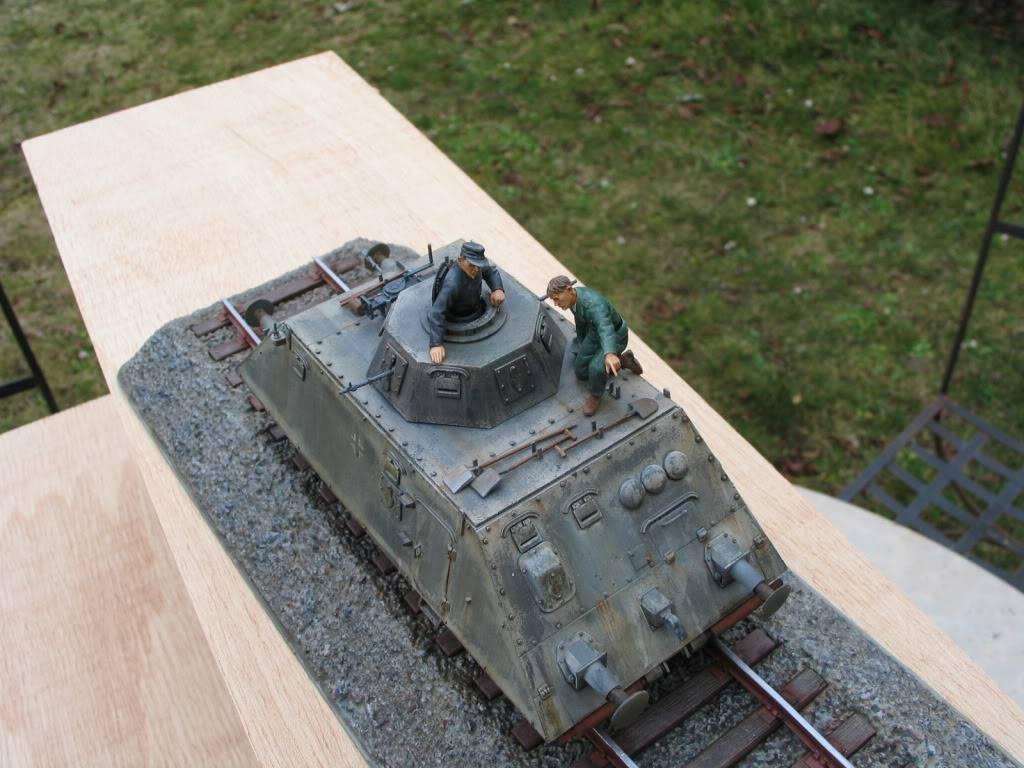 Panzerspähwagen - Dragon - 1/35  - Page 2 IMG_5012
