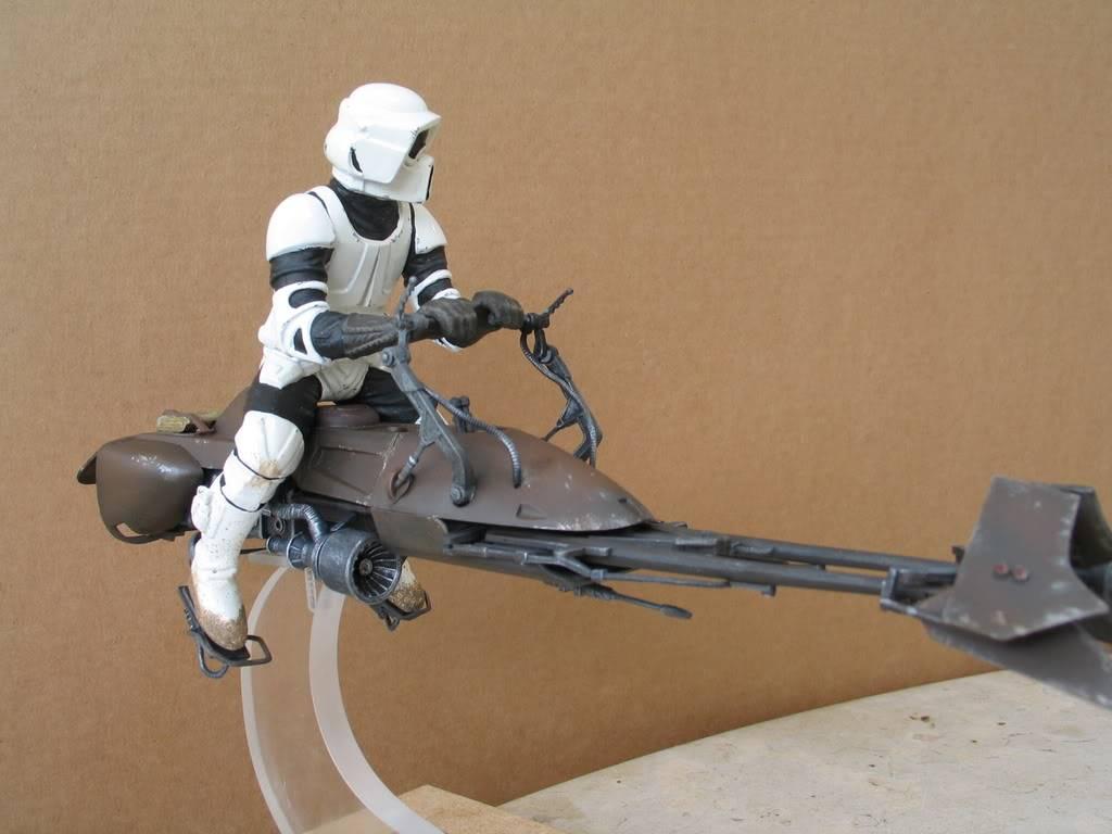 STAR WARS speeder bike IMG_9806