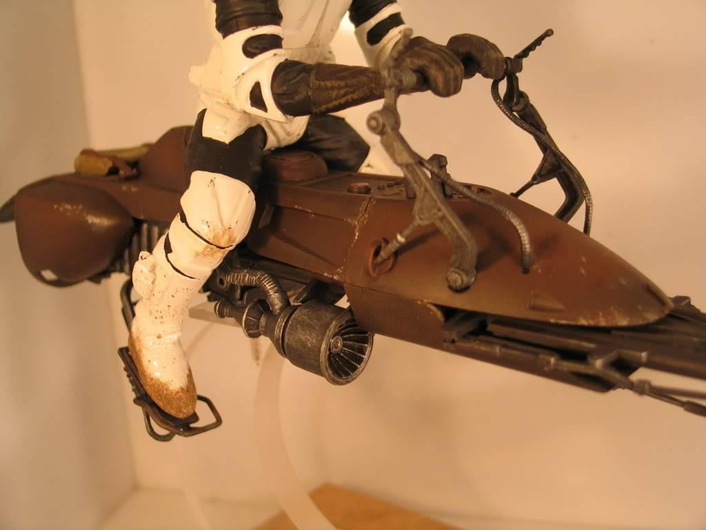 STAR WARS speeder bike IMG_9814
