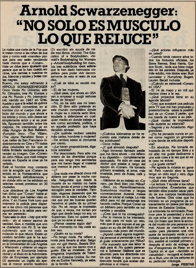 Revistas América / Francia Conan el Bárbaro 1982 Interview%20en%20espagnol_zpspcnvnybc