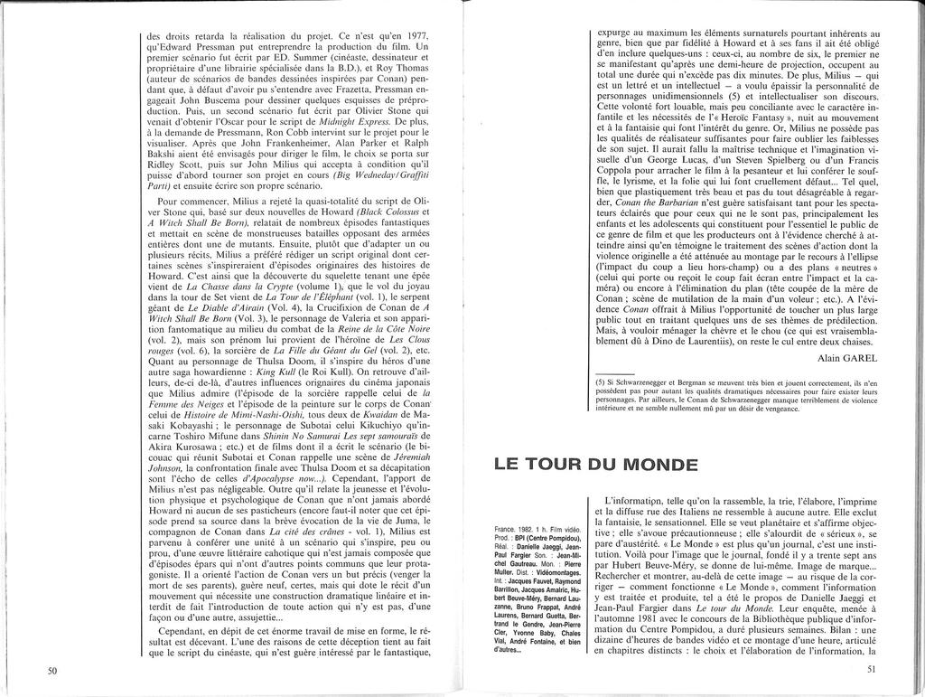 Magazines USA/France Conan le barbare 1982 La%20revue%20du%20cinma%202_zpsgpwi7mhu