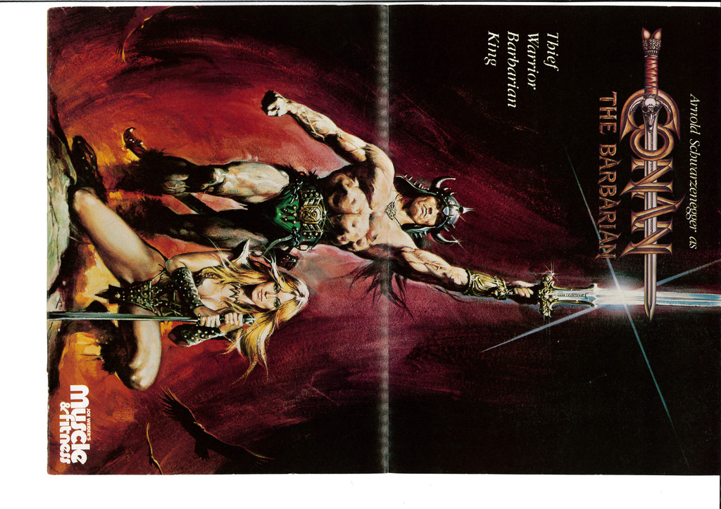 Magazines USA/France Conan the barbarian 1982 Muscle%20fitness%20july%20poster_zpsp61xzmgx