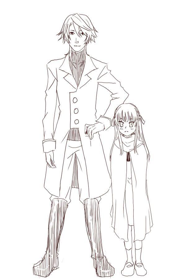 [Character CF2]TANYA&BETH  intro มาแล้ว!! Tanyabeth