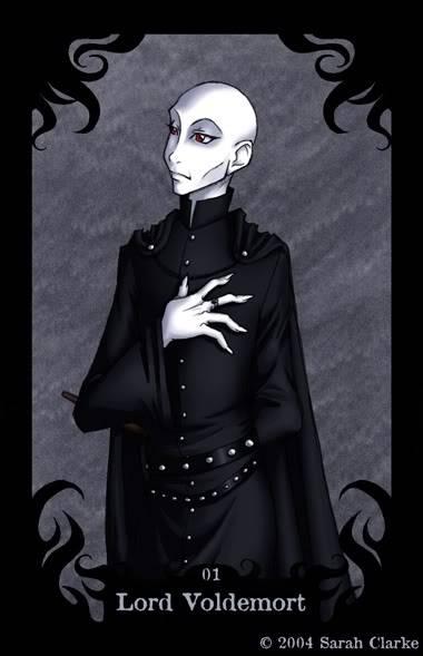 [Trama Global] Bienvenido al castillo de sus pesadillas Voldemort-1