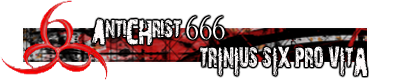 666 IMMORTALS Antichrist666userbar