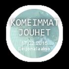 23. helmikuuta -15 / Match Show opetushevosille ja -poneille! PERUTTU Komeimmatjouhet170215