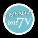 2.-5. huhtikuuta -15 / Lähdetään Susikallioon! Susikallio7v