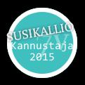 2.-5. huhtikuuta -15 / Lähdetään Susikallioon! Susikalliokannustaja