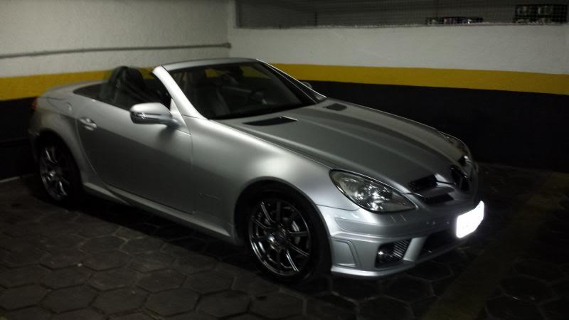Vendo SLK 200k 2010 - Prata (novíssima) R$ 128.900,00 - VENDIDA 20130903_2218531