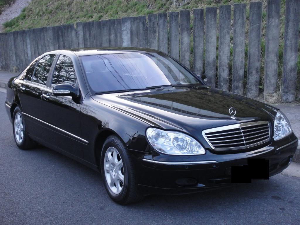 W220 S500 1999 - R$ 55.000,00 DSC04082