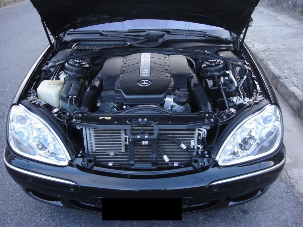 W220 S500 1999 - R$ 55.000,00 DSC04084