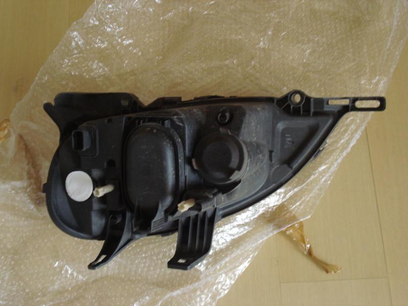 Par Faróis originais Mercedes W163 ano 2001 R$ 420,00 DSC08163