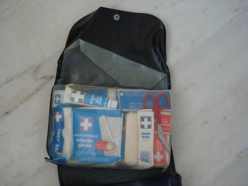 Kit Primeiros Socorros DSC08503