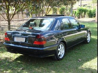 W202 C230 1997/1998 - R$ 28.800,00 - VENDIDO MERCEDESBENZ-C-230-K-23-KOMPRESSOR-4P-AUTOMATICO-77835992011101208312949