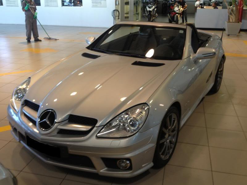 Vendo SLK 200k 2010 - Prata (novíssima) R$ 128.900,00 - VENDIDA AaaSLKMaurouts