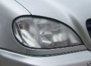 Par Faróis originais Mercedes W163 ano 2001 R$ 420,00 Farolml