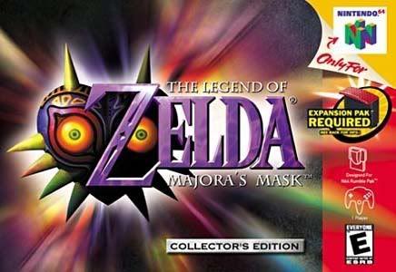 Saga The Legend of Zelda Legend_of_Zelda_Majoras_Mask