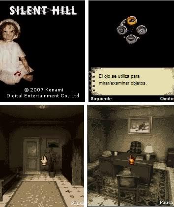 Silent Hill 1 Y 2 Mobile [Español] Silent10