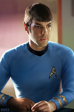 Zachary Quinto (Spock) QuintoSpock2