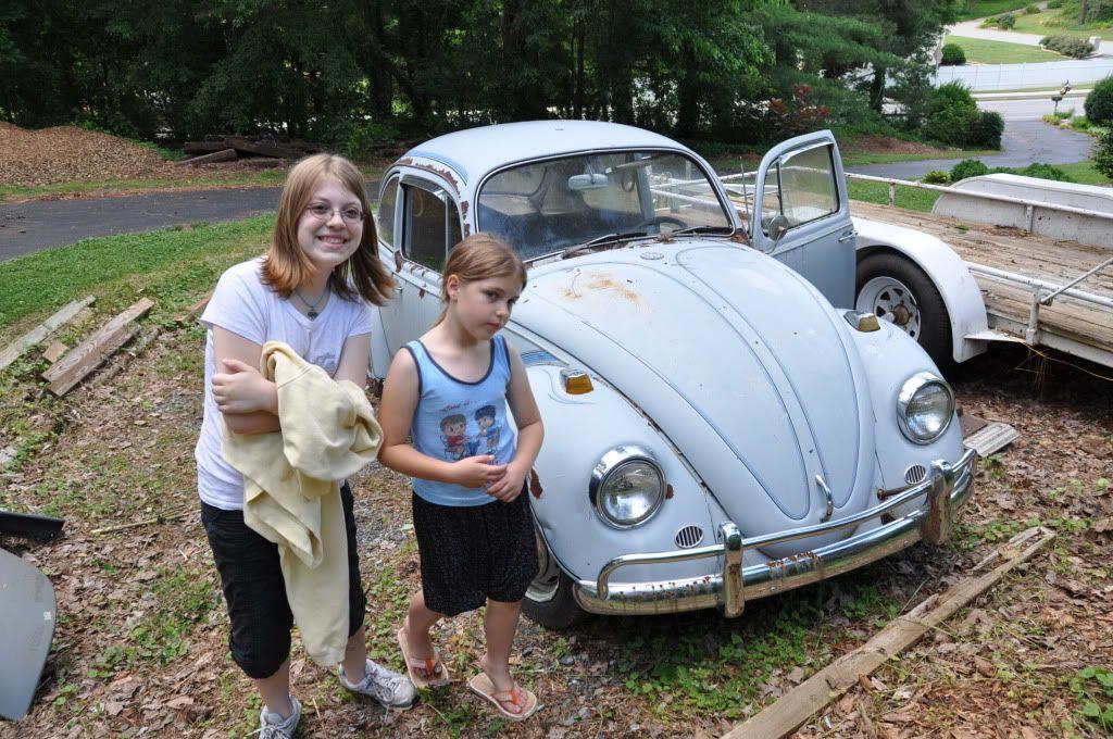 "'67 Beetle ""Judy"" 244"