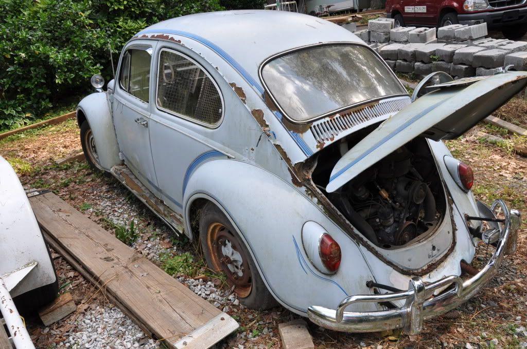 "'67 Beetle ""Judy"" 246"
