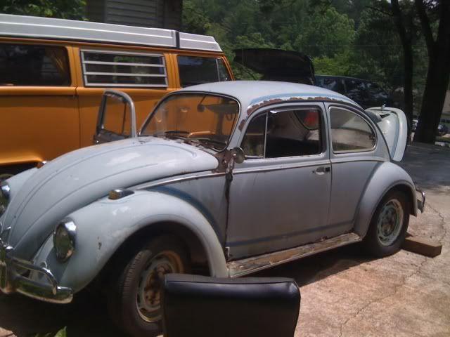 "'67 Beetle ""Judy"" Photo2"